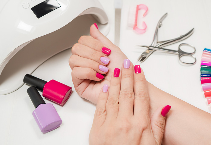 Alpha Beauty Clinic: Manicure and Pedicure in Wrexham