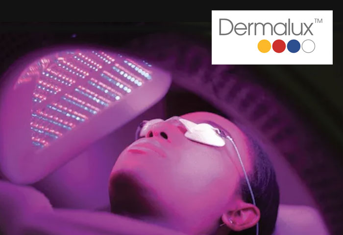 Alpha Beauty Clinic: Dermalux LED Light Therapy